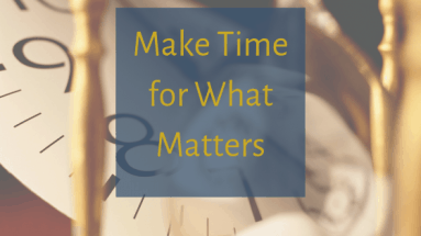 Post_Maket Time for What Matters