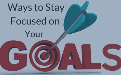 Focused On Goals